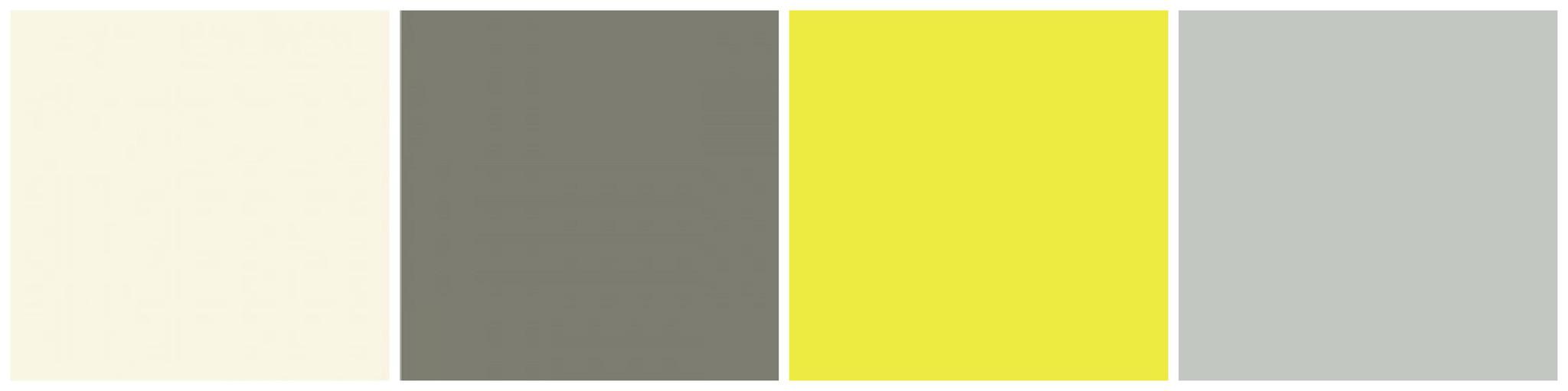 Kleuren industriële vloer