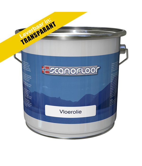 Scanofloor Coatings Vloerolie