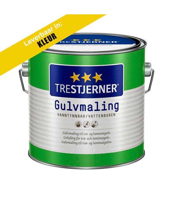 Trestjerner Coatings Gulvmaling