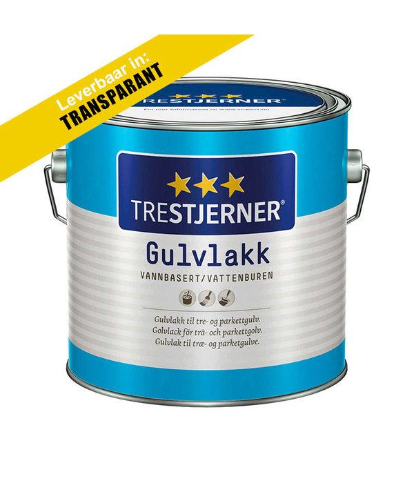 Trestjerner Coatings Gulvlakk (WB)