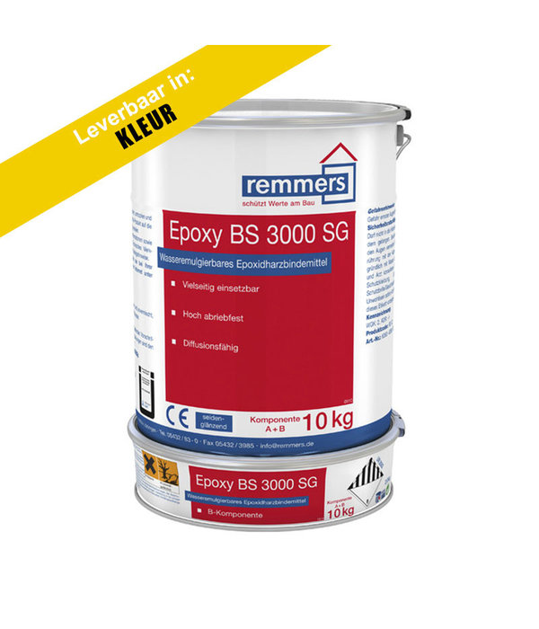 Remmers Coatings Remmers Epoxy BS 3000 SG