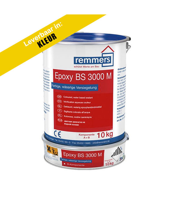 Remmers Coatings Remmers Epoxy BS 3000 M