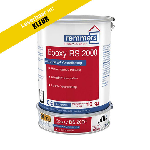 Remmers Coatings Remmers Epoxy BS 2000