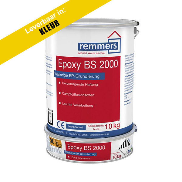 Remmers Epoxy BS 2000