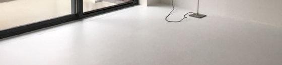 Cementdekvloer in nieuwbouw