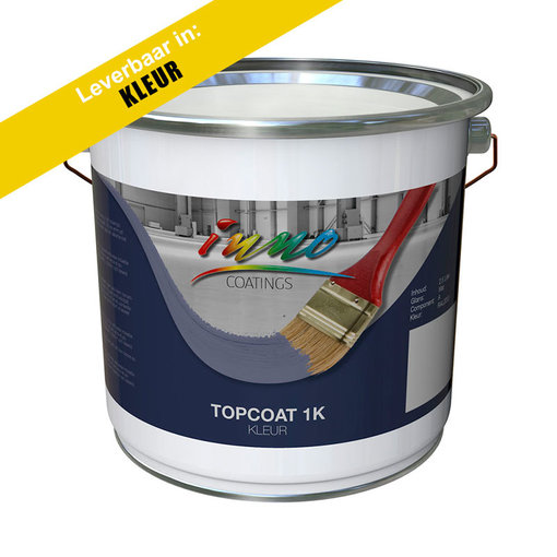 Inno Coatings Topcoat 1K Kleur