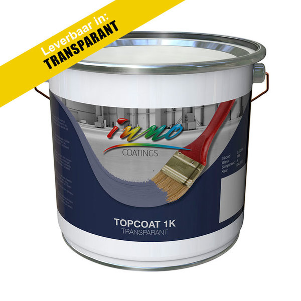 Topcoat 1K Transparant