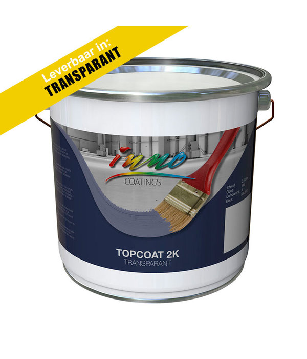 Inno Coatings Topcoat 2K Transparant