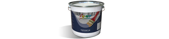 Inno Coatings - Topcoat 2K Transparant