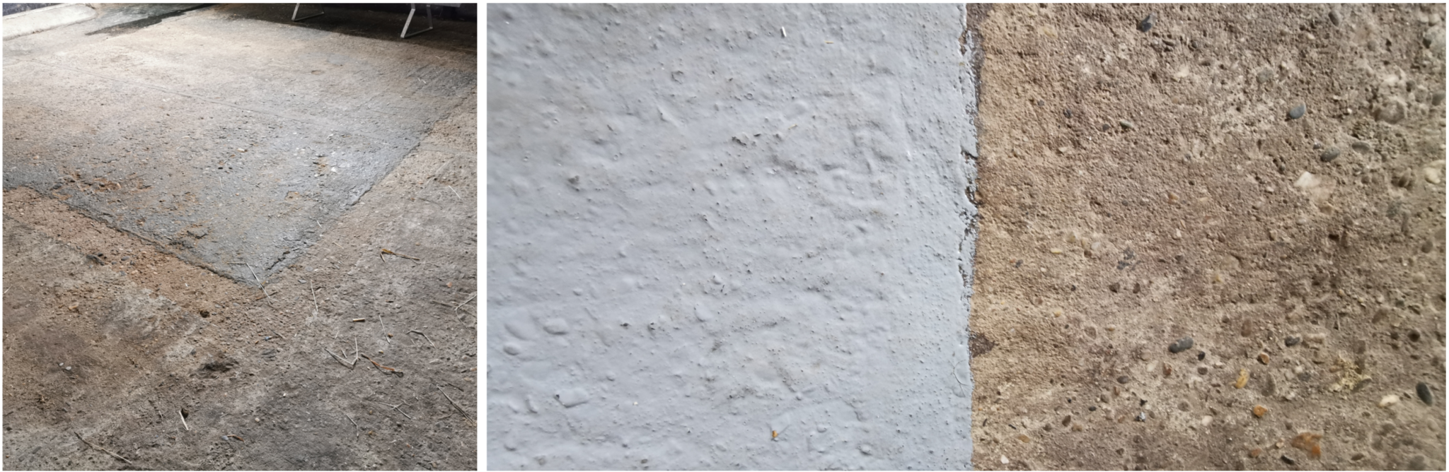 Stalvloer coating
