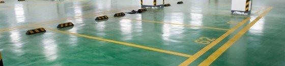 Bestaande verflagen garagevloer