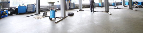 Slijtvastheid garagevloer coating