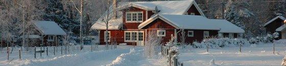 Zweeds Houten Huis Onderhouden