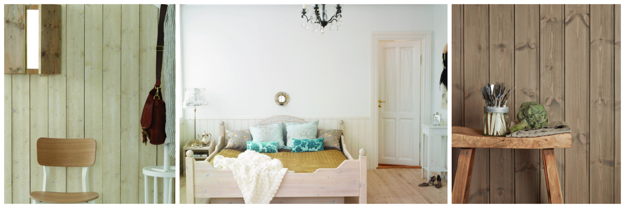 Houten meubels beitsen