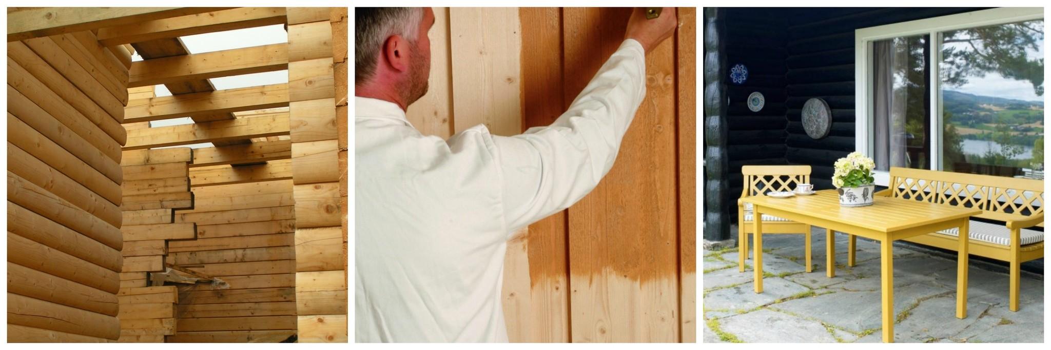 Impregneermiddel voor hout impregneren