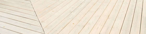 Houten vloer whitewash verven