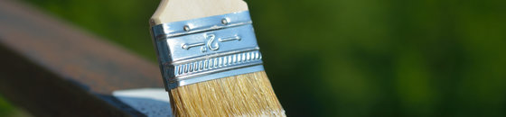 Meranti hout verven