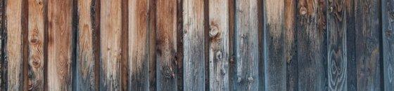 Red cedar planken verven