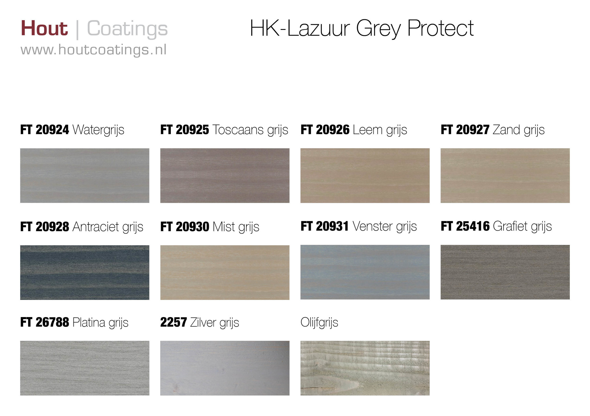 Remmers kleuren HK lazuur grey protect