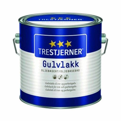 Trestjerner Gulvlak Solvent