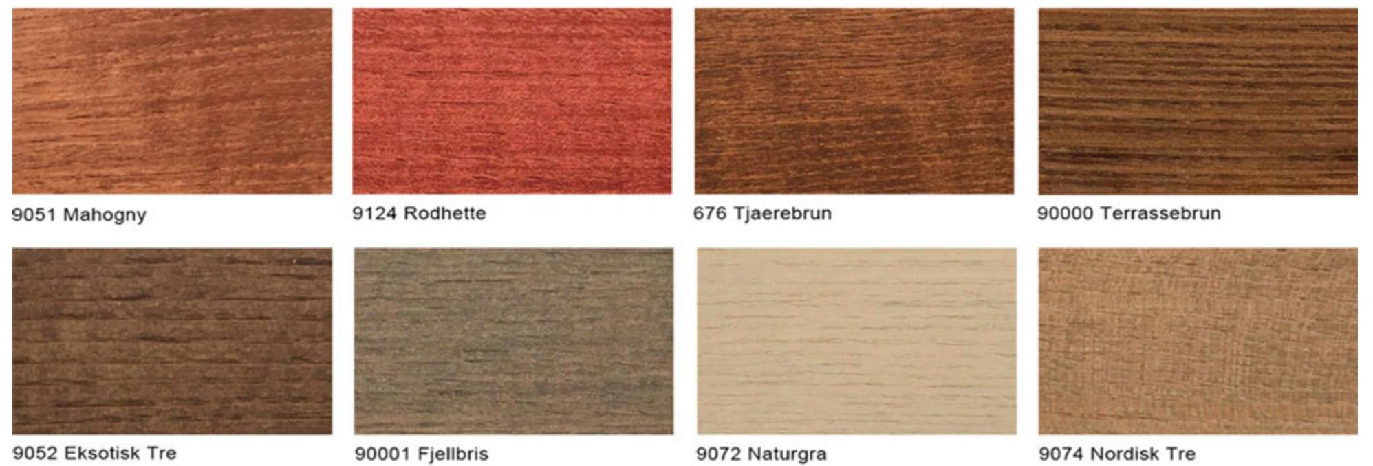 houten terras verven