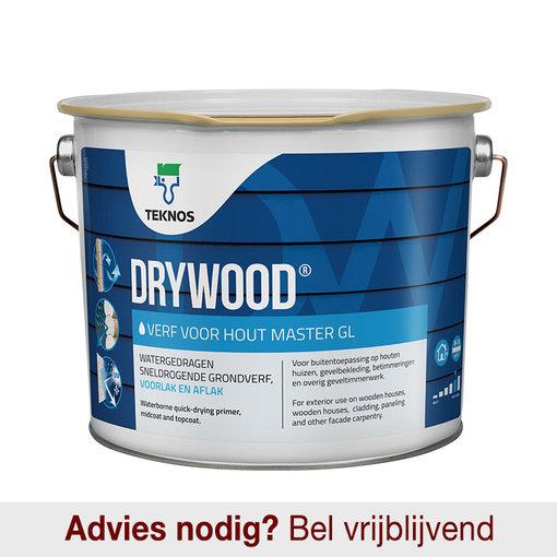 Drywood Verf voor Hout Master GL