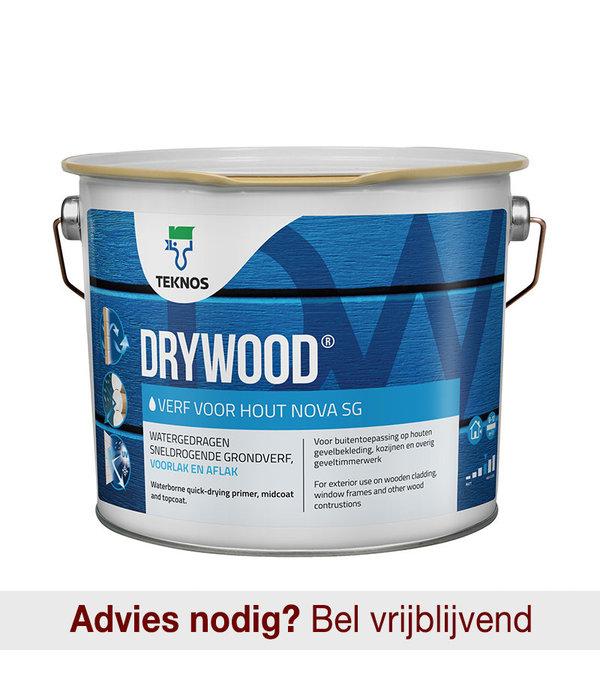 Drywood Verf voor Hout Nova - SG