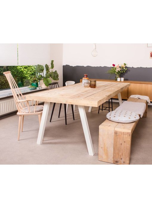 "PURE wood design ""Arendal"" Table scandinave"