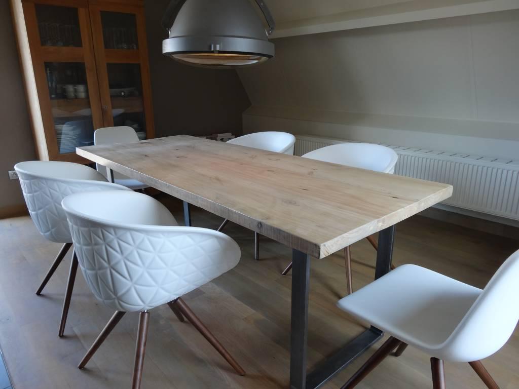Table Acier Brut Industrielle