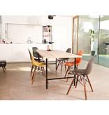 "PURE wood design ""Tonsberg"" Table scandinave en pin recyclé"
