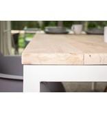 "PURE wood design ""Flora"" Table scandinave en pin recyclé"