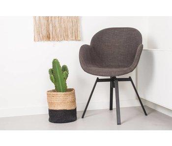 PURE Blend CHAISE BLEND S04 - chaise avec accoudoirs - base pivotante