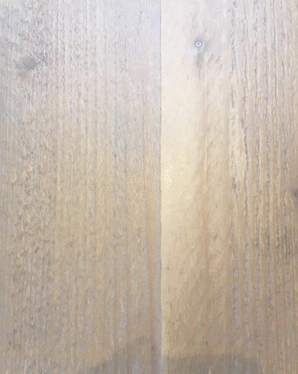 steigerhout matte vernis kleurloos
