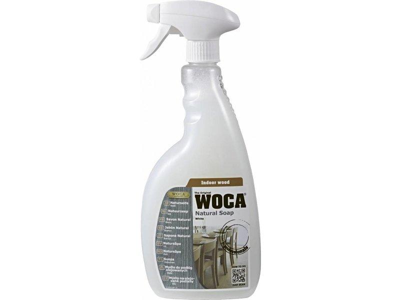 PURE wood design Woca naturel soap - White