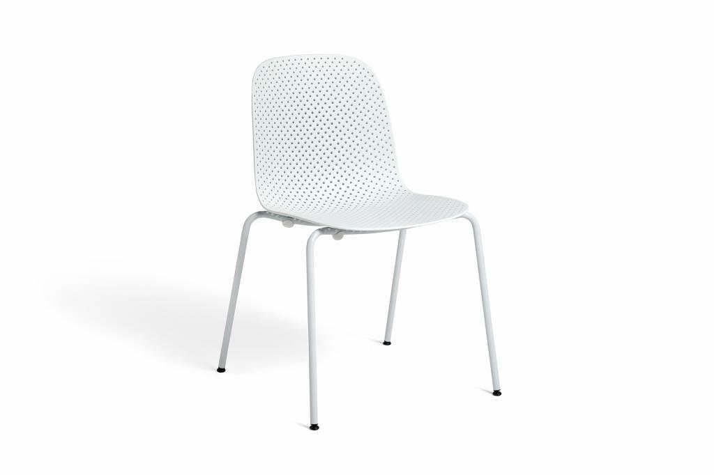 Eighty stoel zonder armleuning pure wood design