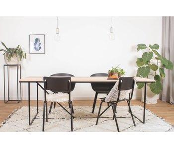 "PURE wood design ""Alesund"" table en chêne - Copy"