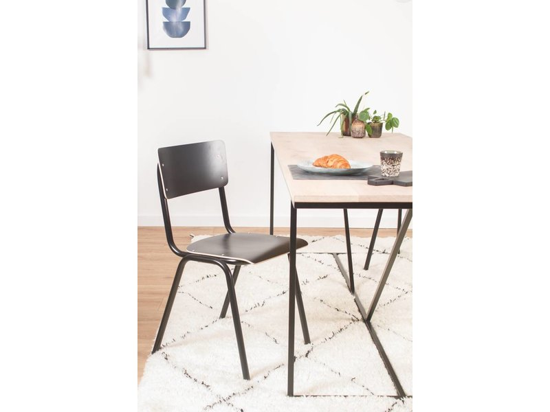 "PURE wood design ""Alesund"" table scandinave en chêne - Copy"