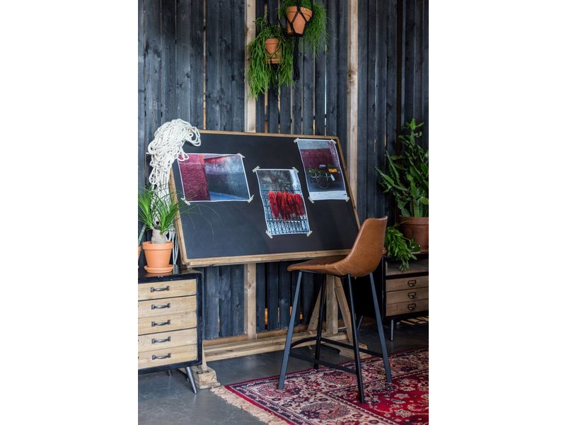 Dutch Bone Franky barstoel