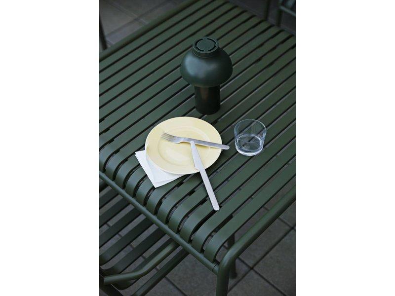HAY Palissade dining stoel met armleuning