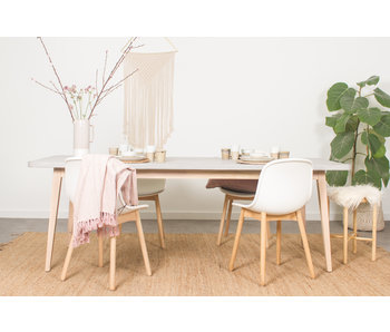 "PURE wood design ""Alesund"" table en chêne - Copy"