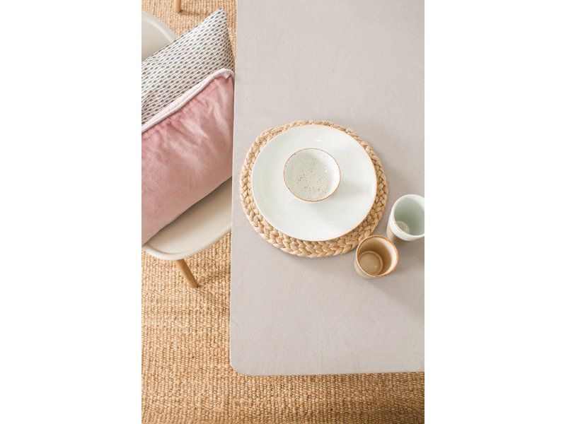 PURE wood design PURE CONCRU tafel rectangle