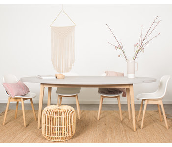 "PURE wood design ""Alesund"" table en chêne - Copy - Copy"
