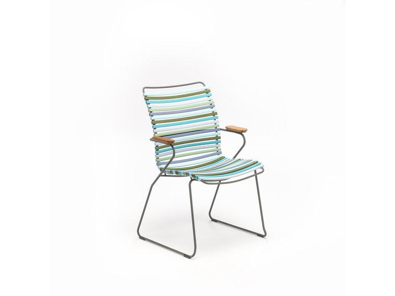 HOUE Click Armchair tuinstoel met hoge rugleuning