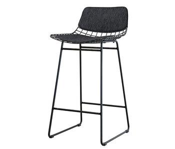 HK living Comfort kit voor draadstaal bar stoel