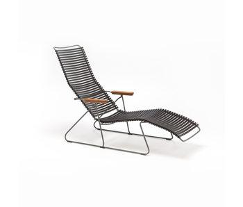 HOUE Click Sunlounger ligstoel