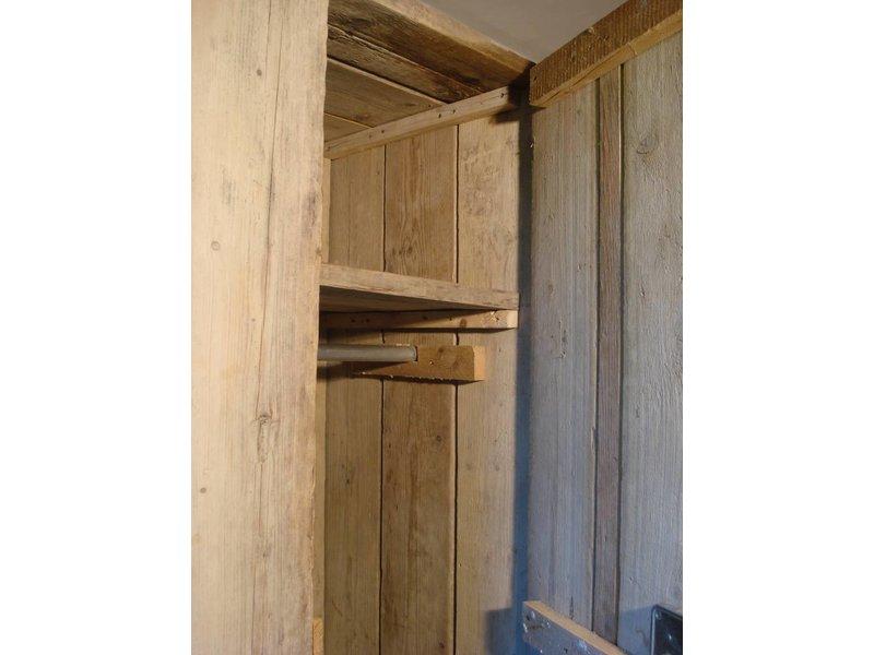 PURE wood design 'Felding' kast van steigerhout