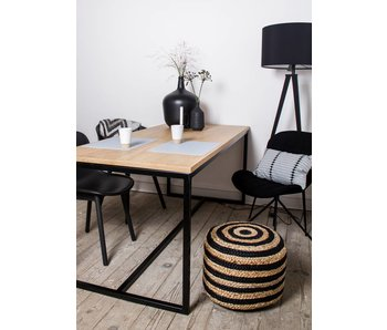"PURE wood design ""Alesund"" table en chêne"
