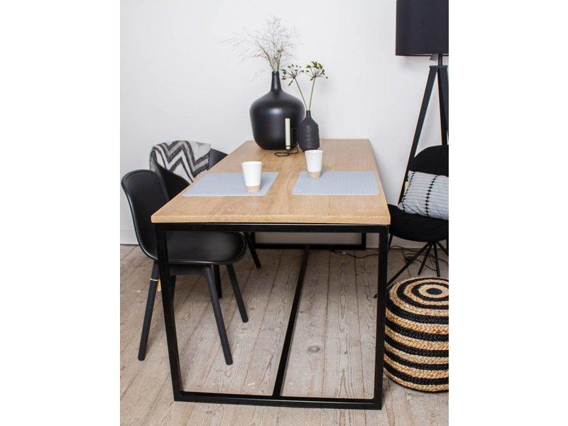 """PURE wood design """"Alesund"""" table scandinave en chêne"""
