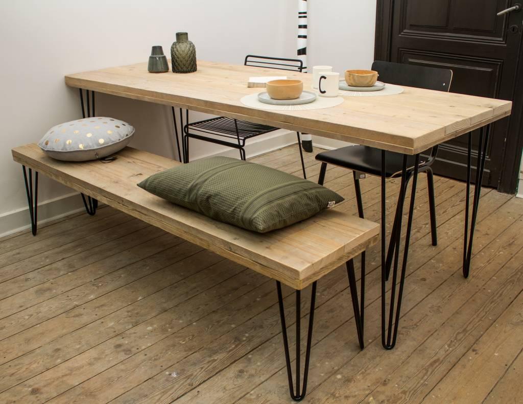 Eikenhouten tafel marktplaats ≥ massief eikenhouten tafel tafels