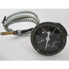 Willys MB Gauge Water